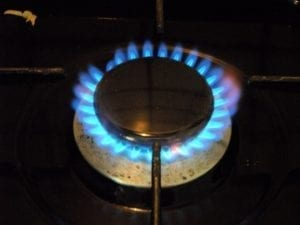 Natural Gas Poisoning Stove